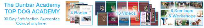 The Dunbar Academy Top Dog Academy – 4 books, 13 videos, 9 seminars and workshops