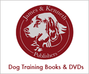 Dog Training Books & DVDs from James & Kenneth Publishers