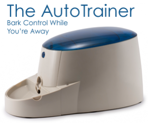 The AutoTrainer - Bark Control While You're Away