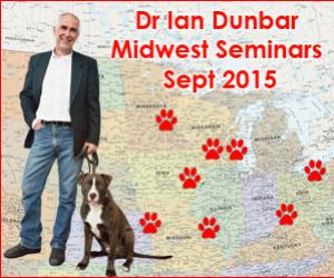 Dr. Ian Dunbar Midwest Seminars September 2015