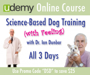 Dr. Ian Dunbar's Science-Based Dog Training with Feeling on Udemy.com - Save $25