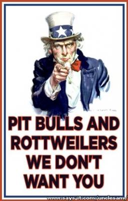 no pits and rotties