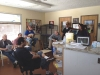 Animal Shelter Team Gathered for a Meeting About Postivie Dog Training